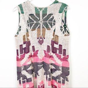 Anthropologie Sweaters - Anthropologie | Cecilia Prado Jewel Tone Sweater M